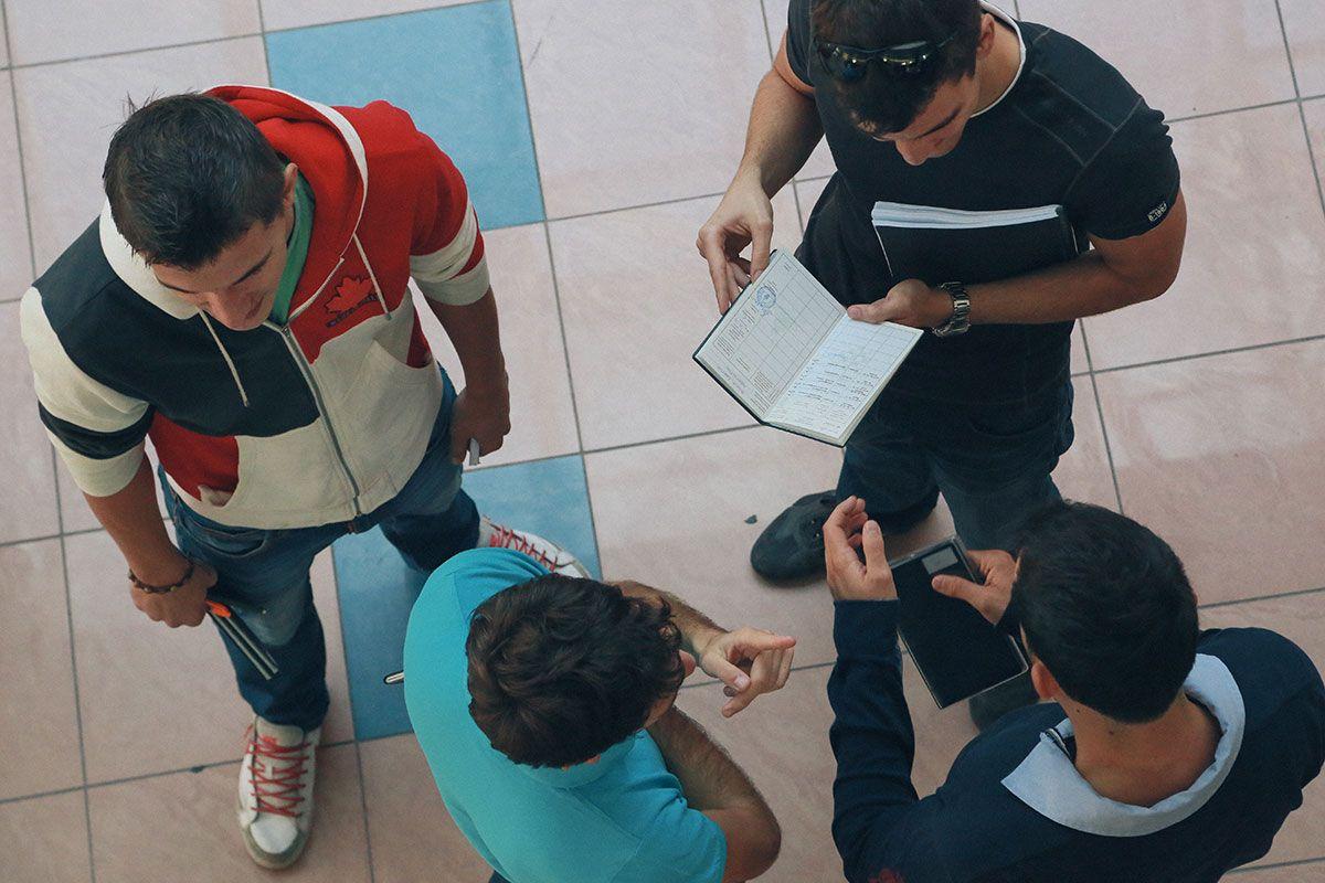 PRIJEM  STUDENATA U  UČENIČKI DOM SPLIT