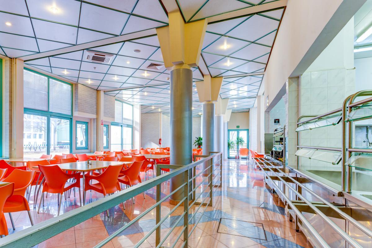 Restoran Hostel Spinut